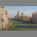 VIEW OF THE MADONNA DELLA SALUTE